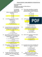 Evaluacion 01 de Rebobinado de Motores Monofasicos