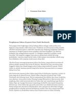 5 Kegiatan Mencegah Intrusi Air Laut