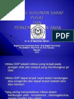5. Pediatri - Dr. Hj. n. Masloman, Spa (k) - Infeksi Susunan Saraf Pusat Dan Perkembangan Anak-II