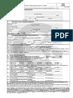 formulario de IGMA