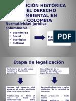 evolucion historica del derecho ambiental