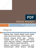 Ppt Medan Magnet