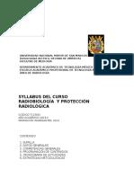 T12305 - proteccion radiologica