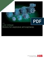 Motors for Explosive Atmospheres_03-2013lowres