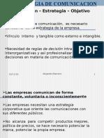 Estrategia Comunicacic3b3n A