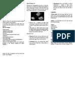 Handouts Ovarian Cyst