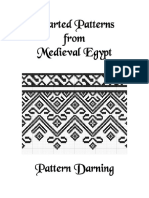 Charted Patterns from Medieval Egypt Pattern Darning.pdf