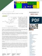 Mecatrônica Na Net_ Ajustando a Tensão de Saída de Um LM317 Com PWM