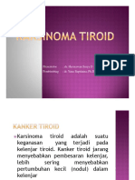 Referat Radiologi CA Tiroid Surya 2016
