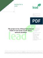 AU Government
