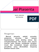 Manual Plasenta Kia