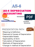 As 6depreciationaccounting
