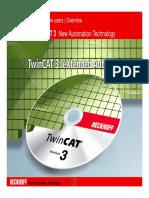 BECKHOFF-TC3-003-TwinCAT 3 Basics