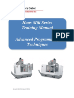 Haas Advanced Programming Techniques Mills