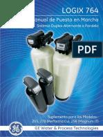 Autotrol Logix 764 Manual