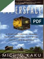 Hyperspace By Michio Kaku.pdf
