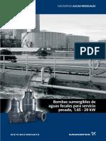 Servicio Pesado 1,65-29Kw Catálogo 0902