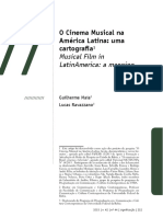 O Cinema Musical na América Latina