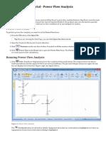 Tutorial - Power Flow Analysis