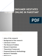 Online shopping slides in pakistan