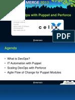 Scaling Devops Puppet Perforce Slides