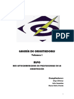 Libro Galeria de Orientadores RLPO2 2013