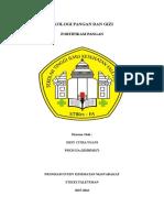 Ekologi Pangan Dan Gizi (Fortifikasi)