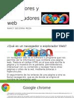 Buscadores y Navegadores Web