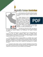 13 de MAYO - Día de La Integración Peruano Ecuatoriana.