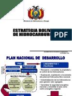 Estrategia Boliviana de Hidrocarburos