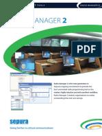 Radio Manager 2 Datasheet 2013 Aw