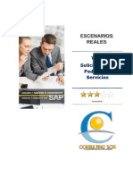 Basic User SAP ERP - SolPed de Servicios Anual