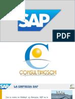ConsultingSCM Presentacion SAP