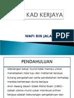 Slide Viva - Kad Kerjaya