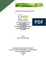 Para La Toma de Análisis de Muestras de Aguas Es Importante Analizar Siertos Parámetros en Donde en El Caso Puntual en Ríos y Corrientes de Aguas 1.2 (1)