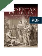Michael John Beasley Los Profetas Falibles Del Nuevo Calvinismo