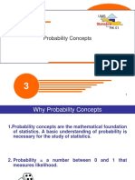 Chapter 3 Probability Concepts