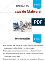 U05 Amenazas Malware