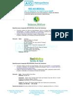 Brochure Red Aig Medico Actualizada Ago 2014