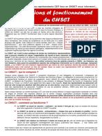 Chsct Missions Fonctionnement 2014