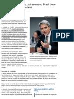Marco Civil Regulação Da Internet No Brasil Deve Ser Votada Nesta Terça-feira - Notícias - UOL Notícias