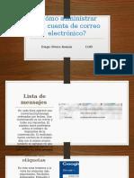 Cómo Administrar Una Cuenta de Correo Electrónico