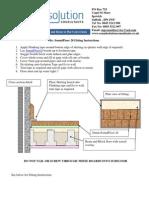 Impact Noise Reduction for Concrete Floor