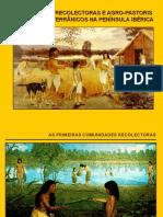 Copia de Comunidades Recolectoras e Agro-pastoris