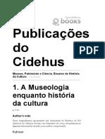 BRIGOLA_A Museologia Enquanto História Da Cultura