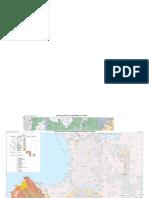 Mapa Geologico de Olmos y Sechuura