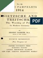 Barker Nietzsche