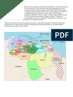 El Territorio Continental De