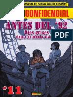 Panini Confidencial 11