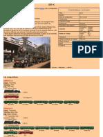 Modélisme ferroviaire à l'échelle HO. La Pacific 231 K 8 de l'AJECTA et ses compos. Par Laurent Arqué